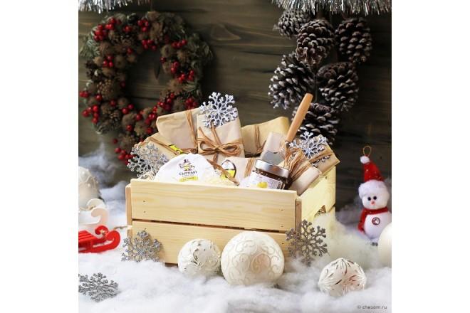 Праздничный ящик