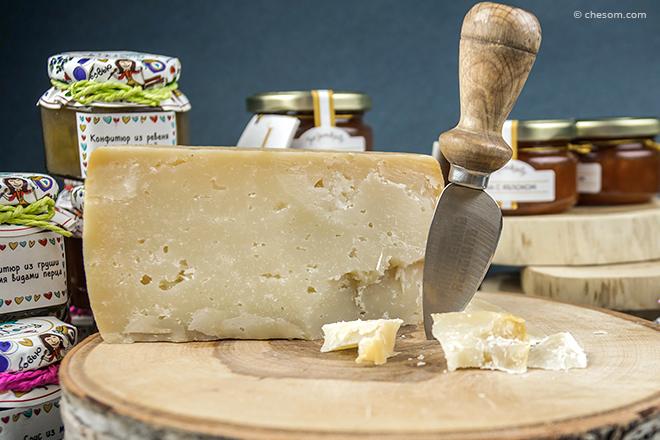 Козий сыр отХрестина