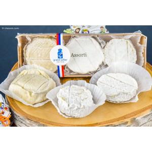 Трио сыров